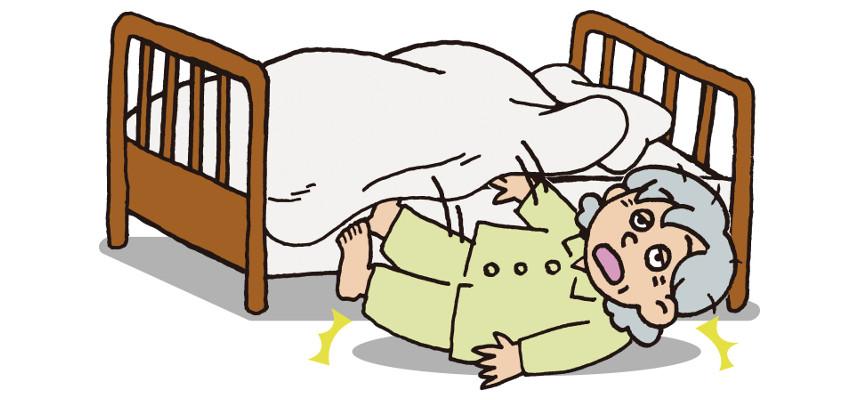 ベッドのデメリット・危険性