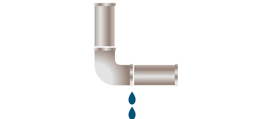 排水管の未接続トラブル