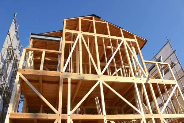 木造住宅の構造体