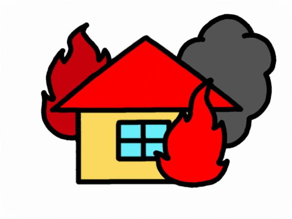 空き家の放火