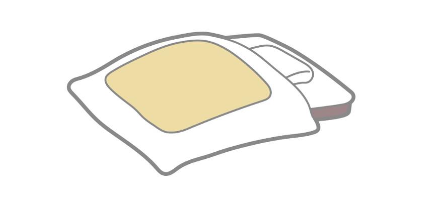 寝室の工夫
