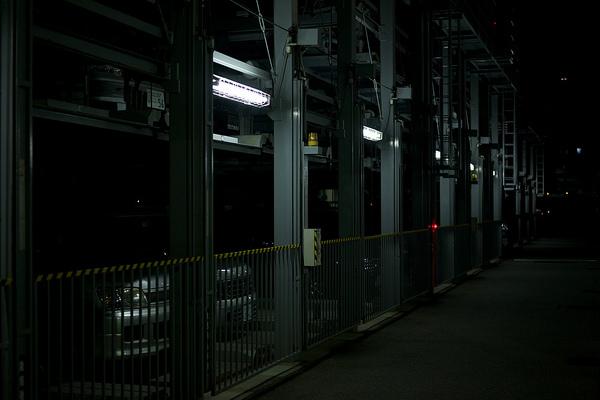 機械式駐車場の課題