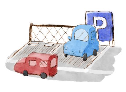 貸し駐車スペース