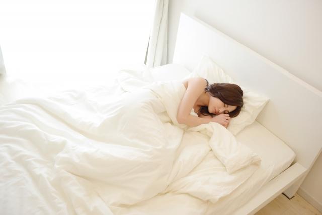 睡眠中の体のかゆみ