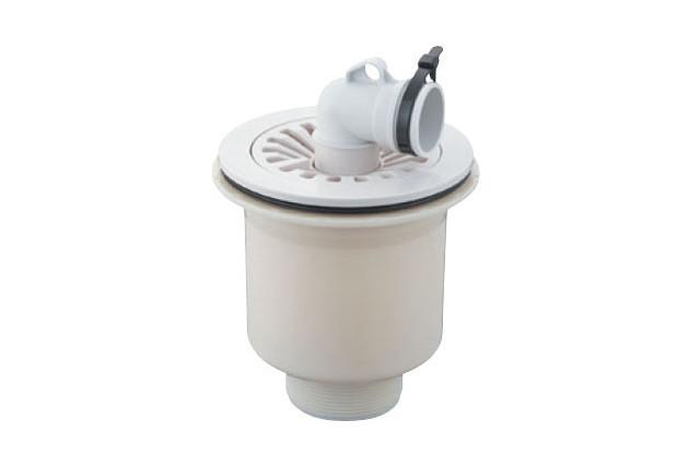 洗濯機の排水口・トラップ
